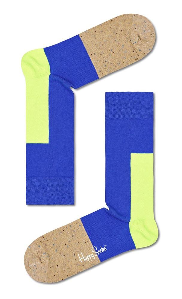 Happy Socks blauw