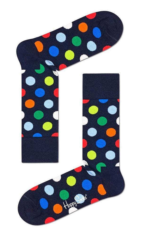 Happy Socks stippen
