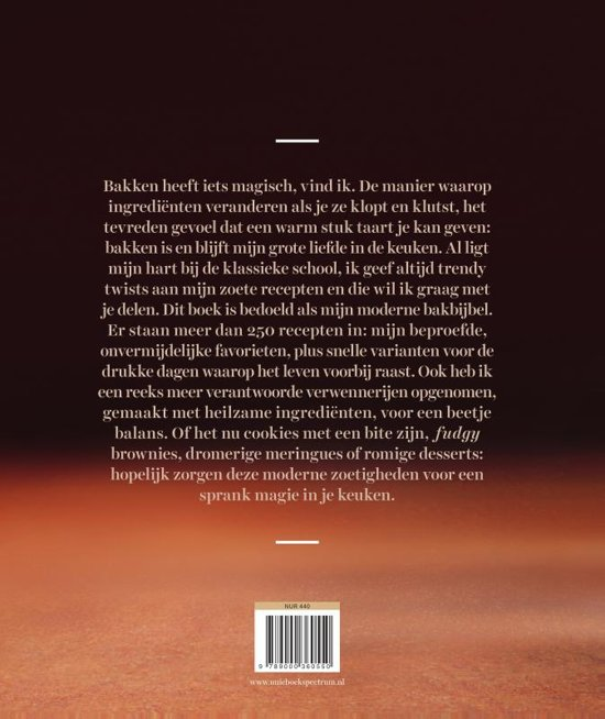kookboek Modern Baking Donna Hay 2