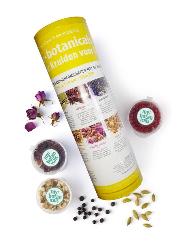 Cocktailkruiden GIN botanicals