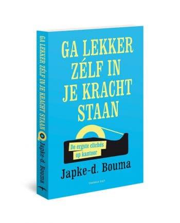 Boek In je kracht staan - Bouma