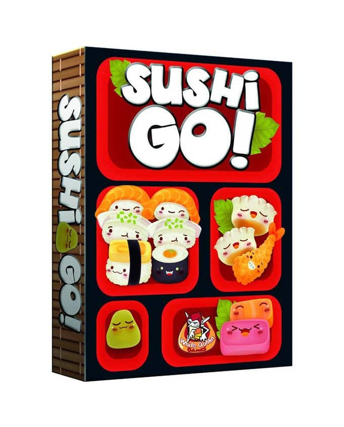 Kaartspel Shushi Go