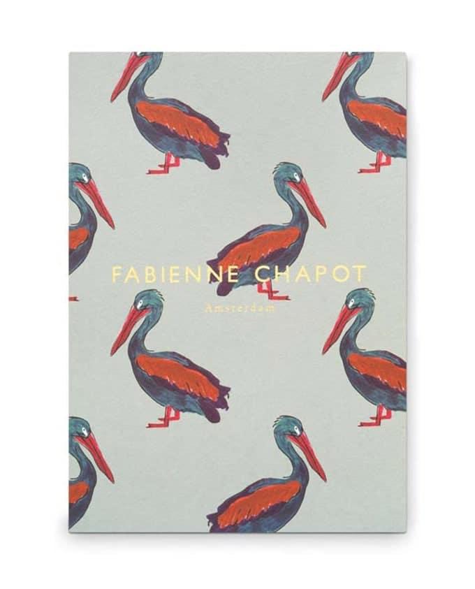Notitieboek Fabienne Chapot Pelican