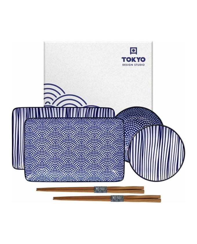 Sushi servies Tokyo Design Studio