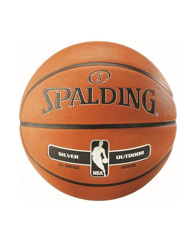 Basketbal Spalding NBA silver
