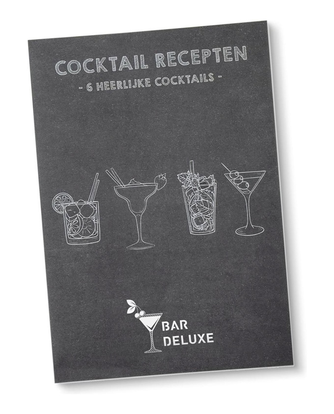 Cocktailset BarDeluxe
