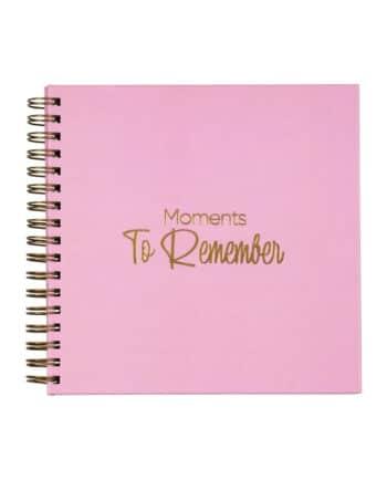 Fotoalbum Remember